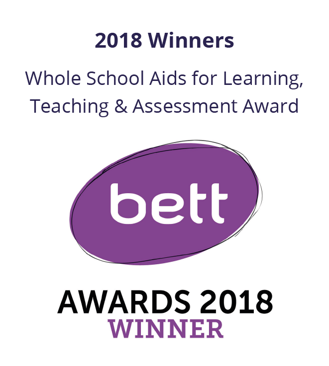 Satchel Bett Award Winners 2018