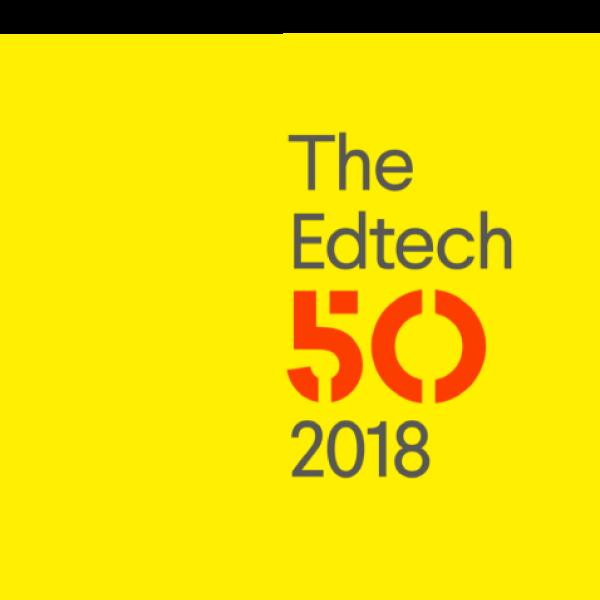 Edtech 50 2018