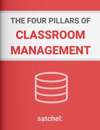 4 Pillars of Classroom Management-1