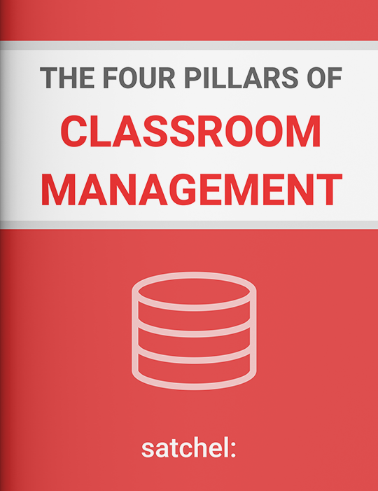 The 4 Pillars of Classroom Management