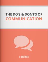 communication for school staff resource