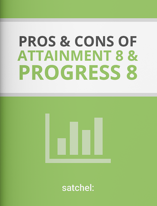 pros and cons of attainment 8 and progress 8 resource