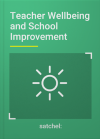 Satchel Guide Cover Wellbeing and Improvement