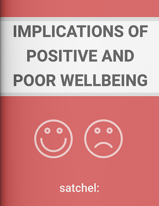 School Improvement Wellbeing Implications