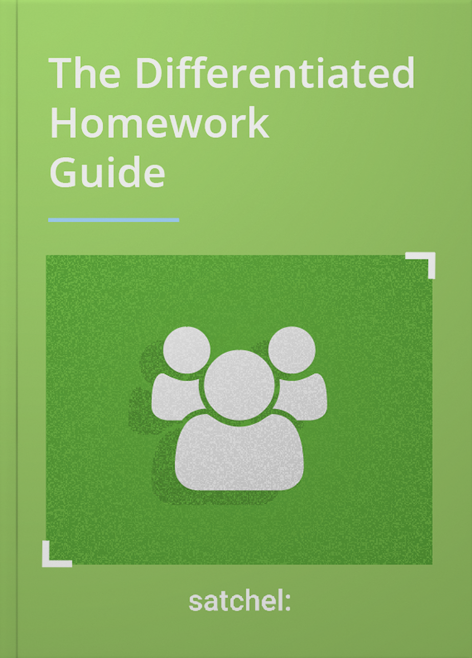 guide to differentiated homework