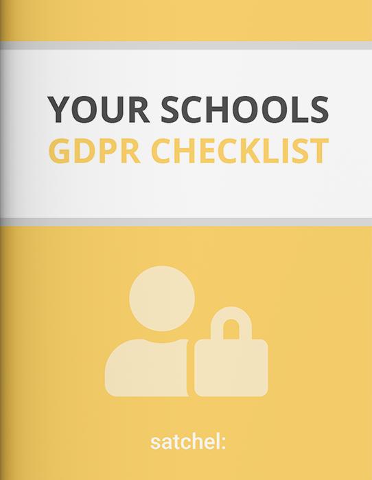 gdpr compliance checklist for schools resource