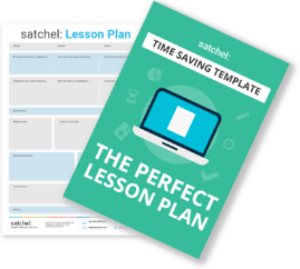 Lesson plan template for teachers