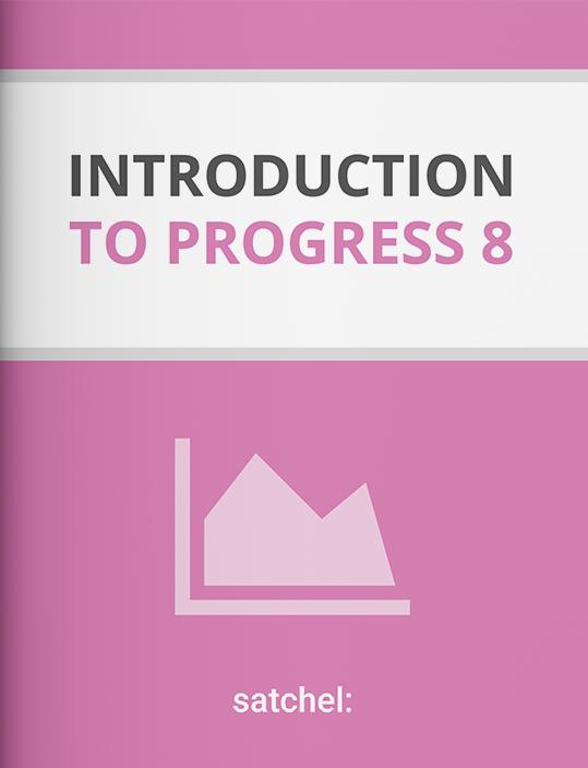progress 8 resource
