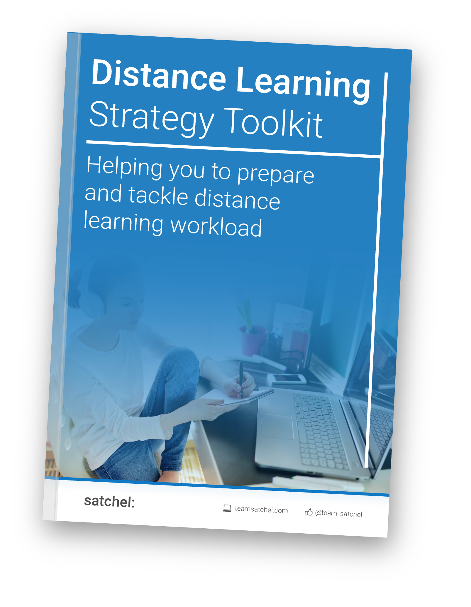 Distance Learning Toolkit Cover