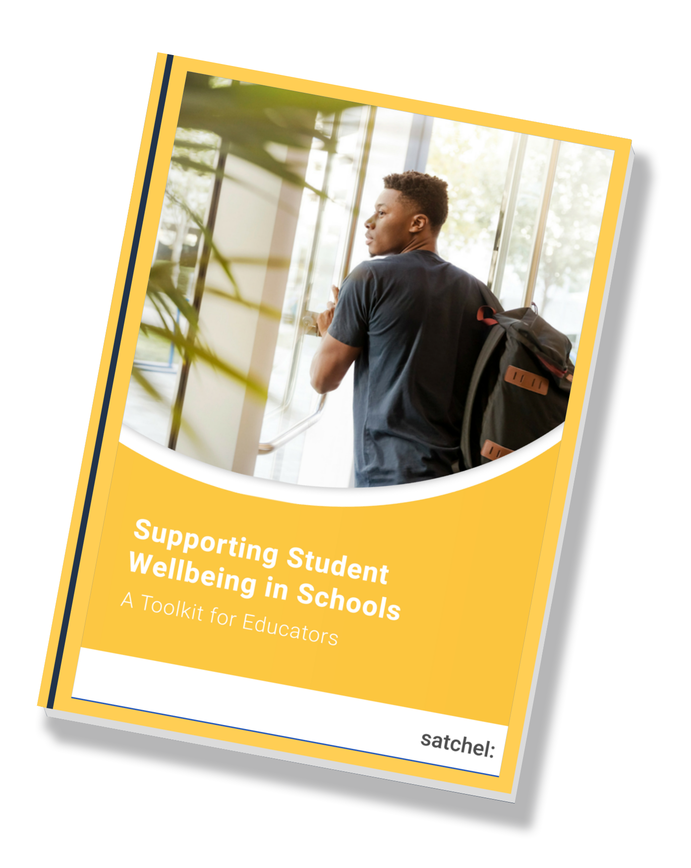 Student Wellbeing Toolkit Mockup