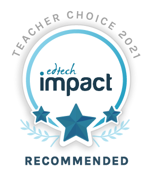 Edtech Impact Recommended Badge Satchel One