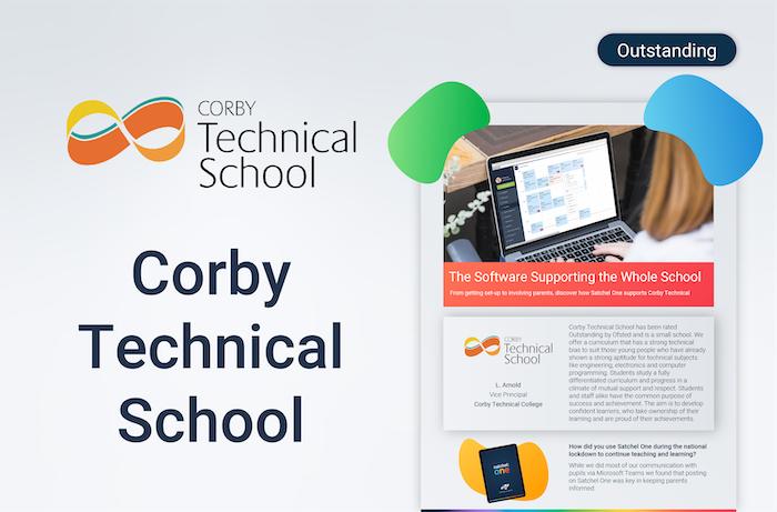 Corby Technical School Case Study