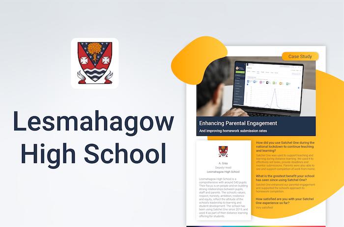 Lesmahagow High School Case Study