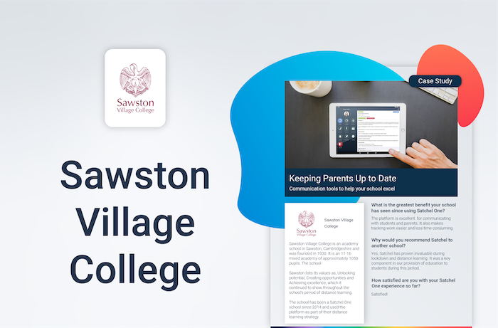 Sawston Village College Case Study