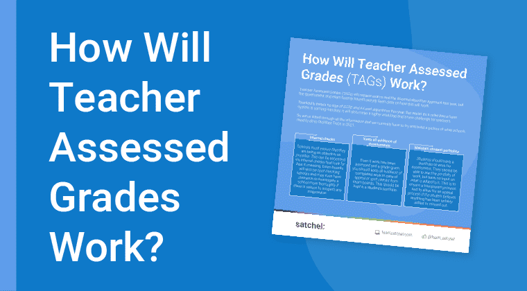 How do Teacher Assessed Grades (TAGs) Work-01