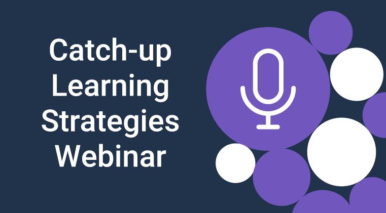 Catch-up Strategies Webinar