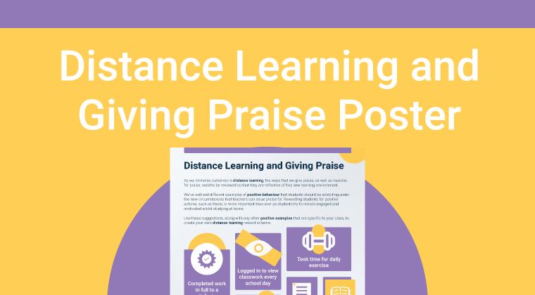 DL & Praise Poster