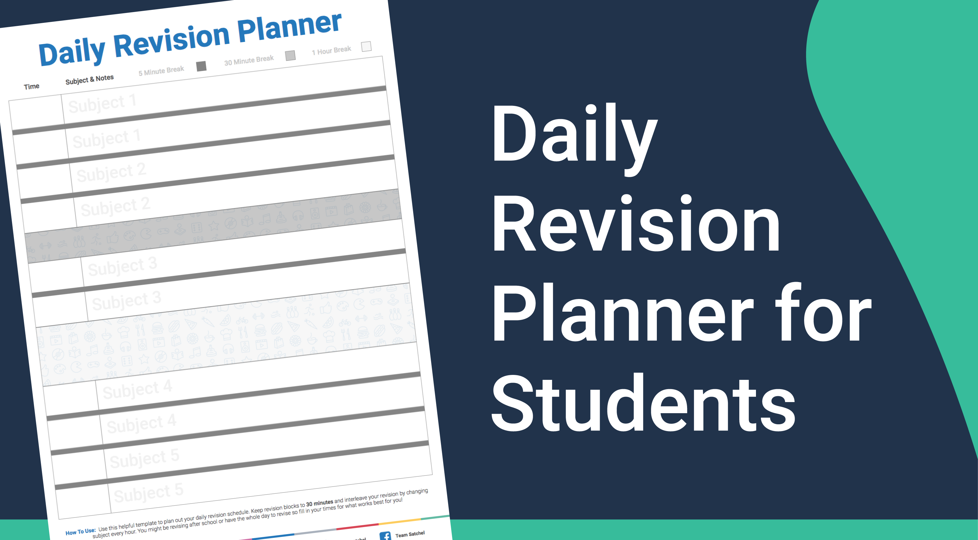 Daily Revision Planner RC Thumbnail