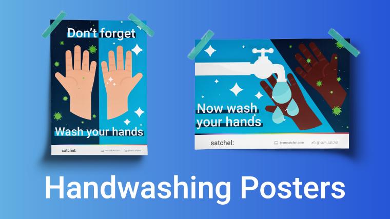 Handwashing Posters