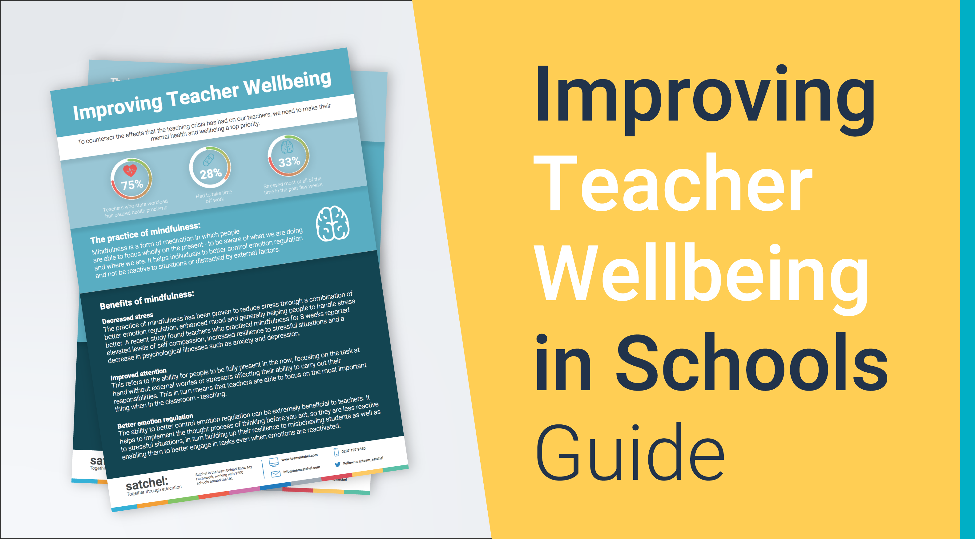 Improving Teacher Wellbeing Guide