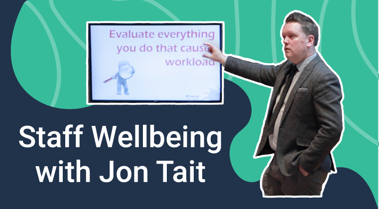 Jon Tait Video
