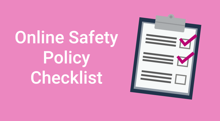 Online Safety Checklist