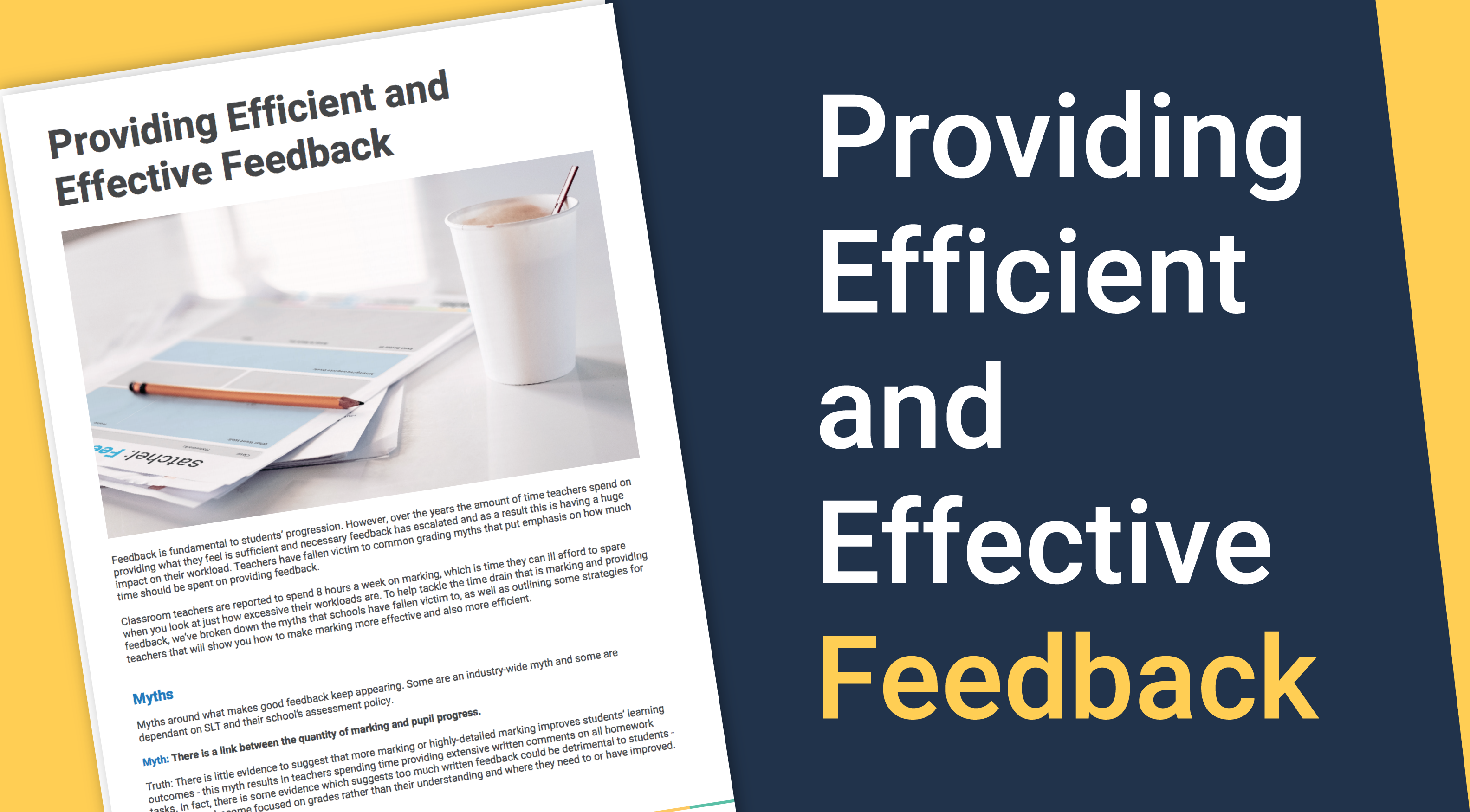 Providing Efficient Feedback