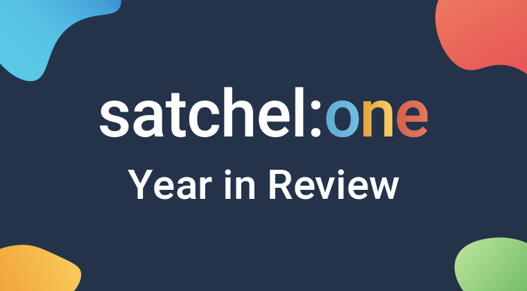 RC Satchel One Year in Review