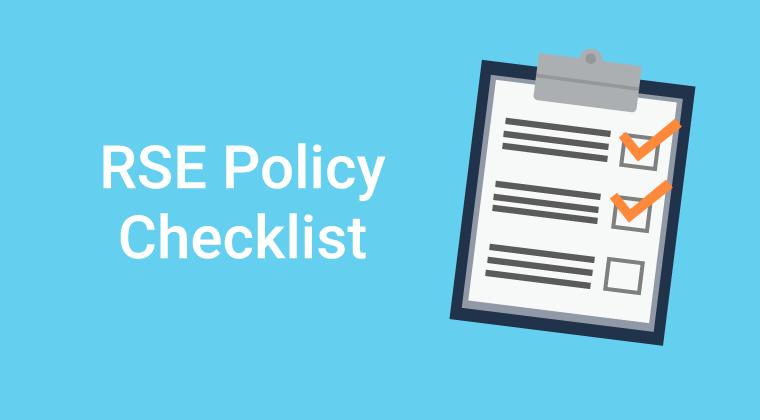 RSE Checklist