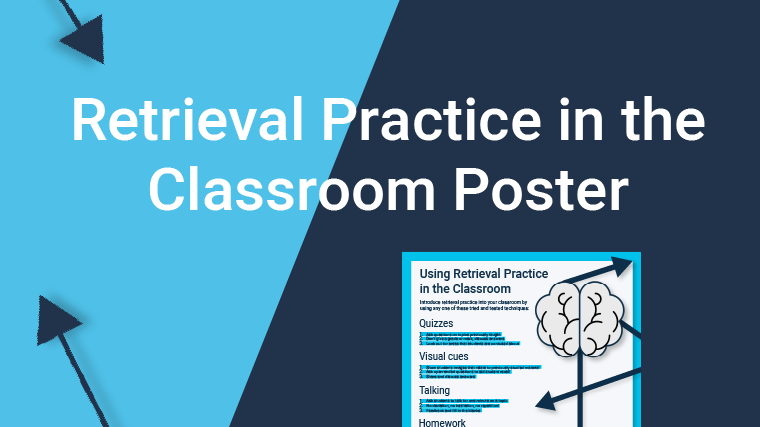 Retrieval Practice Poster