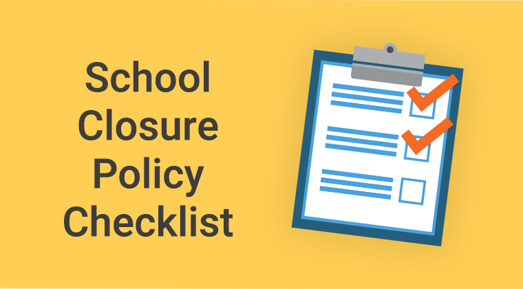 School Closure Policy Checklist RC Thumbnail