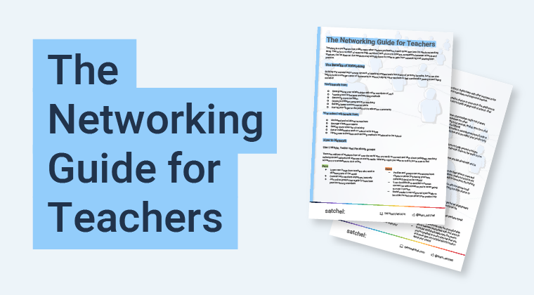 Teacher Networking Guide